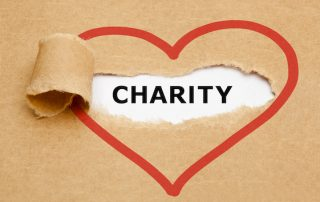 The Financial Benefits of Donating, Claudia Weisser blog photo