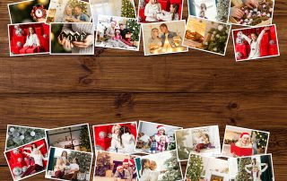 christmas pictures, financial goals for 2020